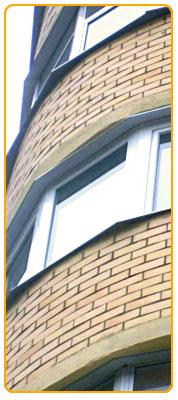 ОКОНИКС: монтаж окон, остекление лоджий и балконов